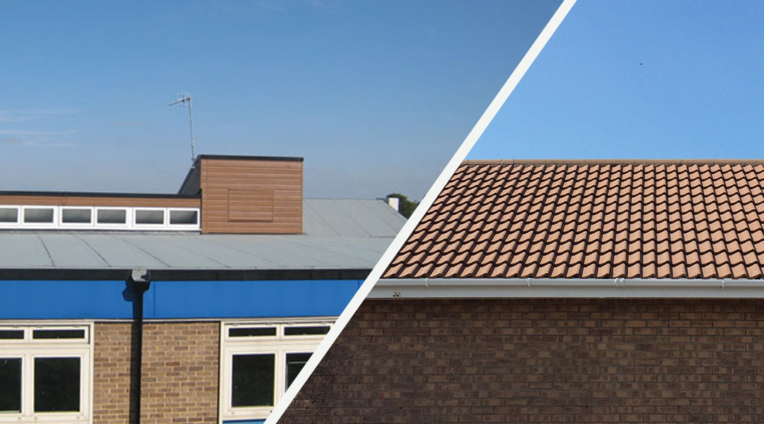 Pitched Roof vs Flat Roof